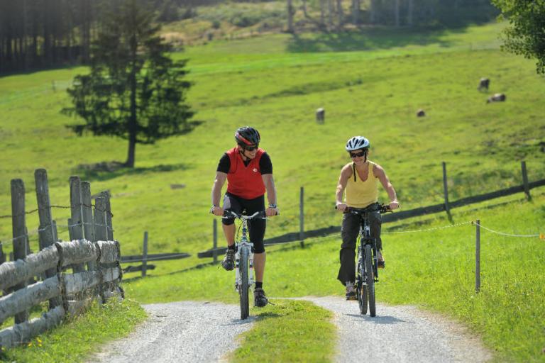 E-Bike und Mountainbike Urlaub im Hotel Timmelbauerhof
