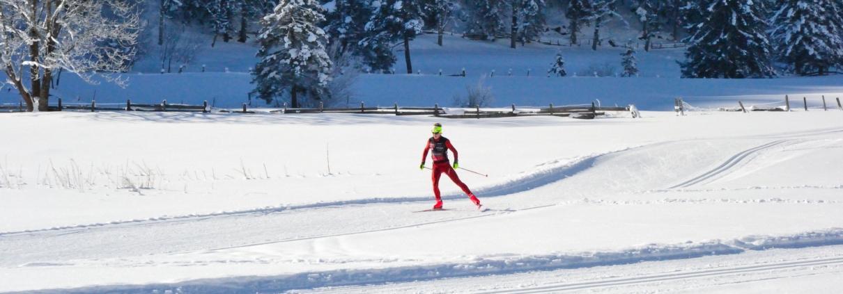 Skating- und Sportloipen Netz