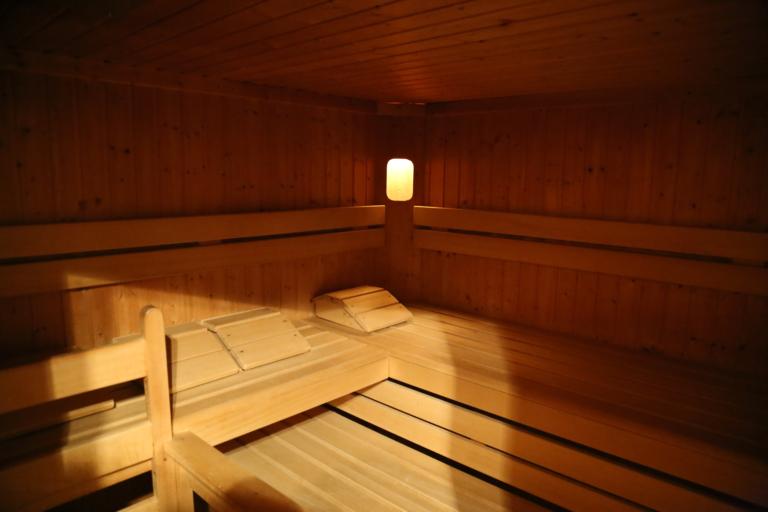 Finnische Sauna - Hotel Timmelbauerhof