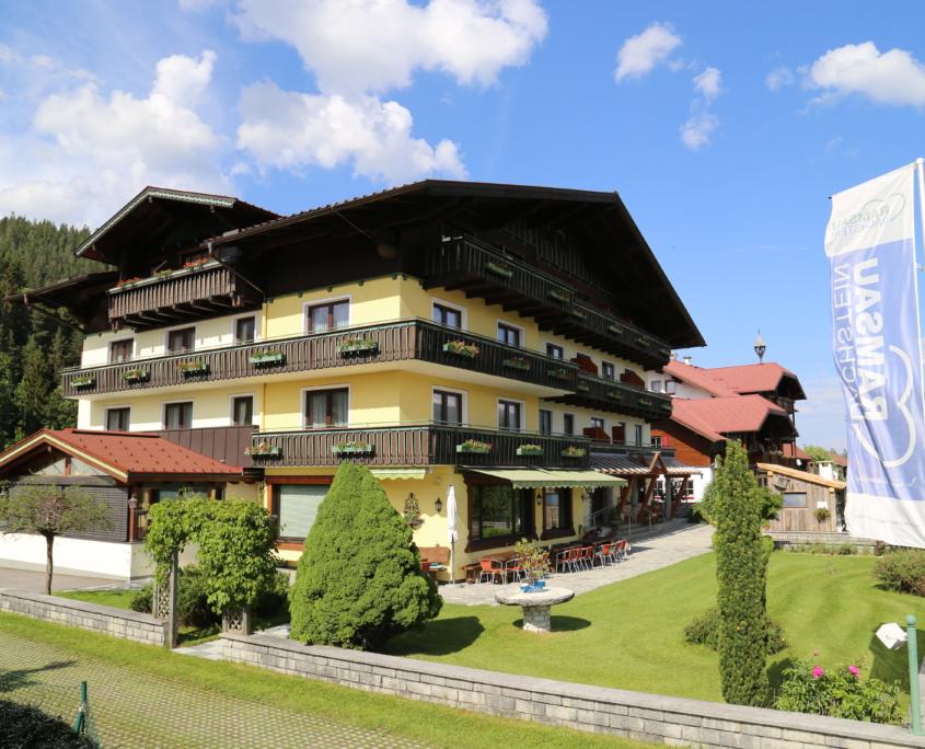 Urlaub im Hotel Timmelbauerhof
