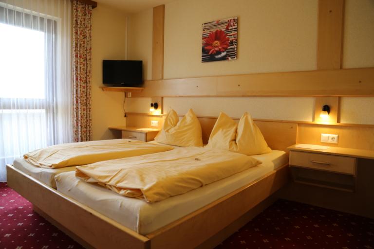 Doppelzimmer im Hotel Timmelbauerhof