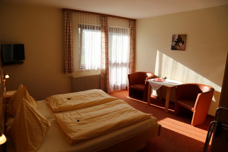 Hotel Zimmer im Timmelbauerhof