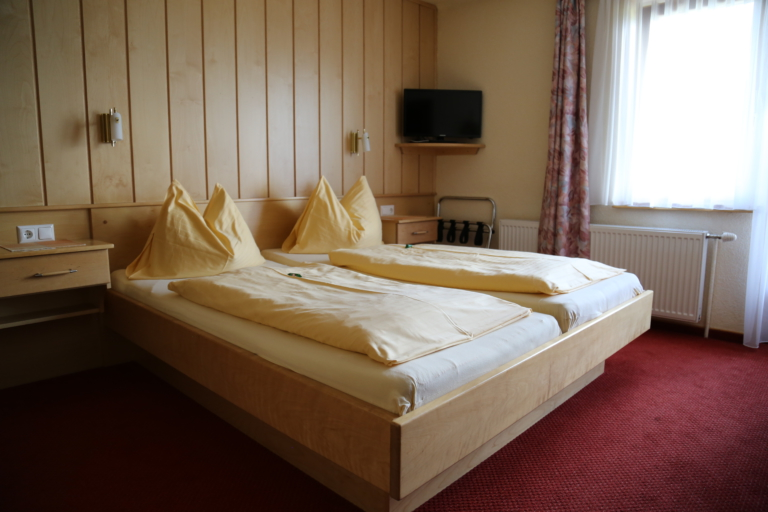 gemütliche Doppelzimmer im Timmelbauerhof