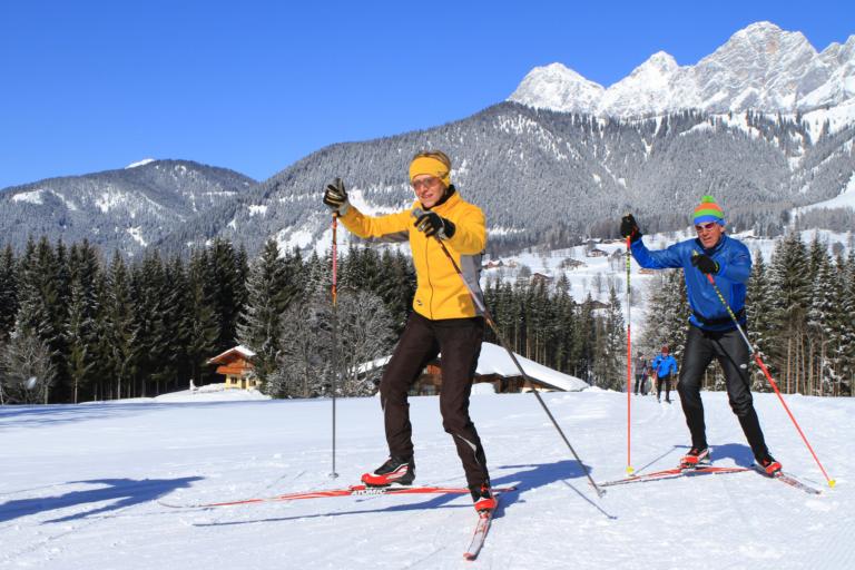 70 km Sport- und Skatingloipen