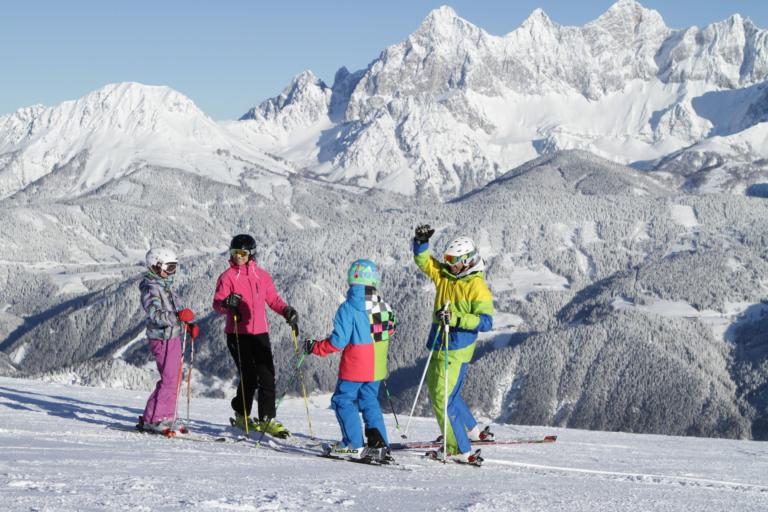 Skifahren in der Skiregion Ramsau