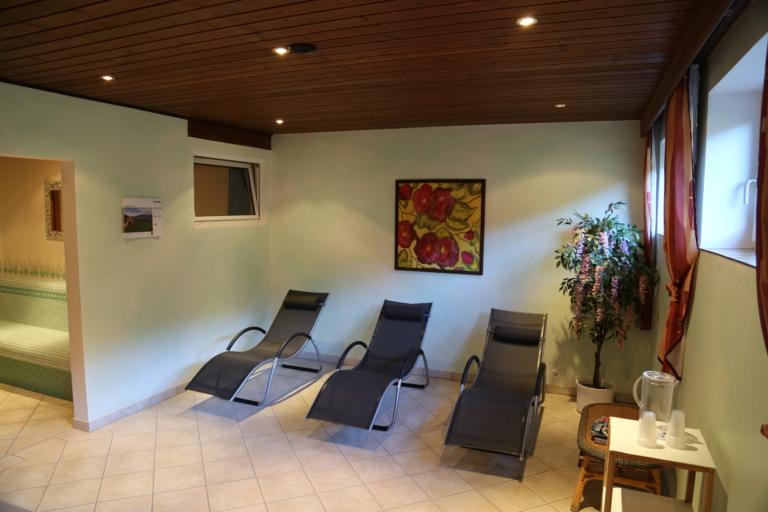 Wellnessbereich Ruheraum-Hotel Timmelbauerhof