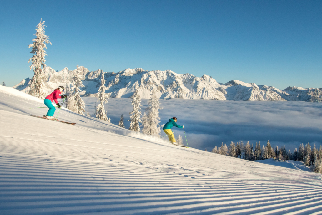 Ski Alpin Genuss auf 760 Pistenkilometern