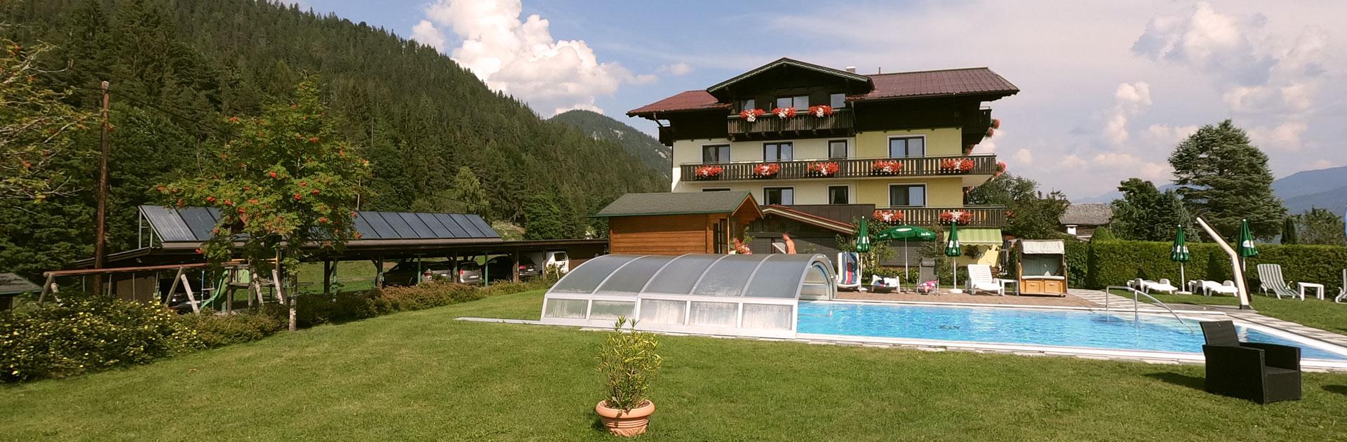 *** Stern Hotel Timmelbauerhof Außenpool