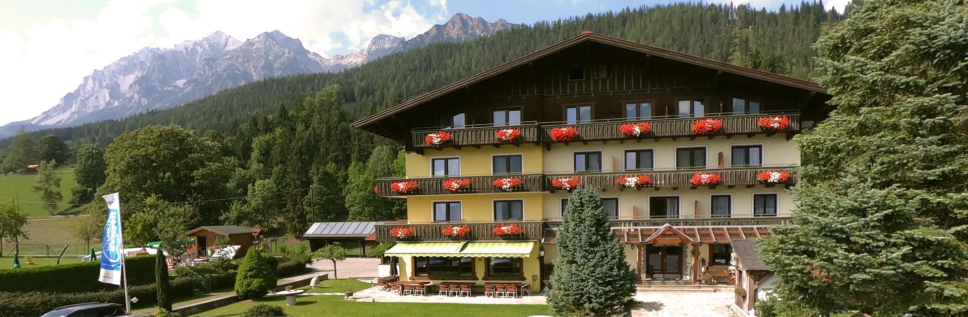 *** Stern Hotel Timmelbauerhof in Ramsau am Dachstein