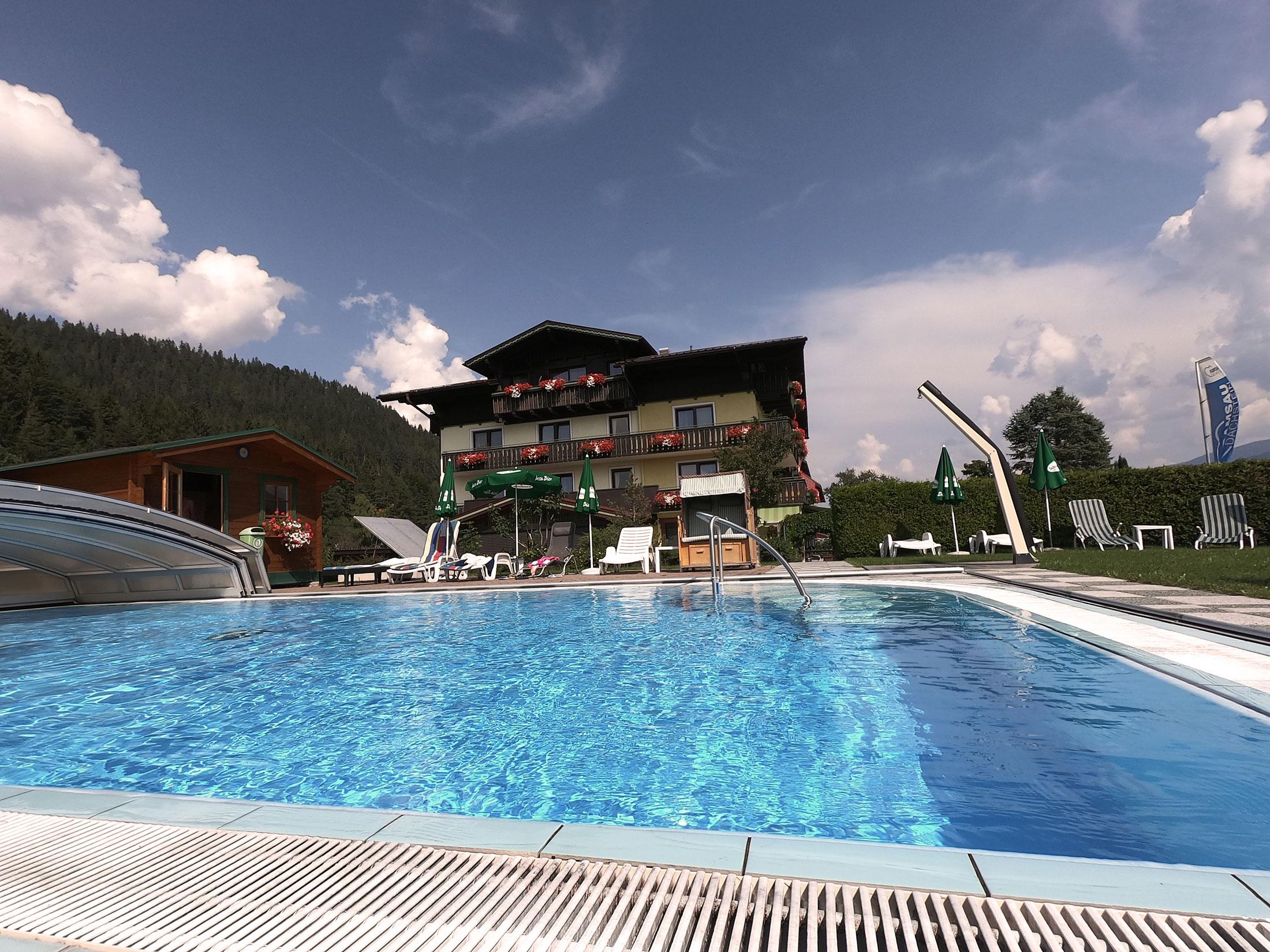 Hotel Timmelbauerhof Pool